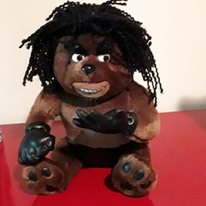 Booker T Plush Bear